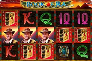 Book Of Ra Bonus Game